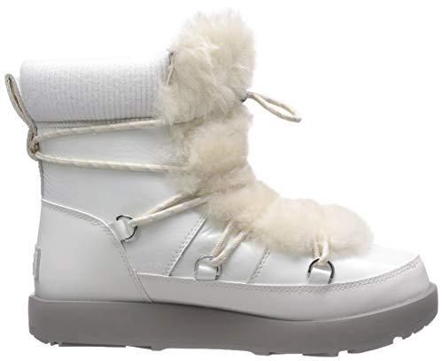 White Australia Femmes Ugg Waterproof Highland W Vernis Bottes xZ0xqwpCz
