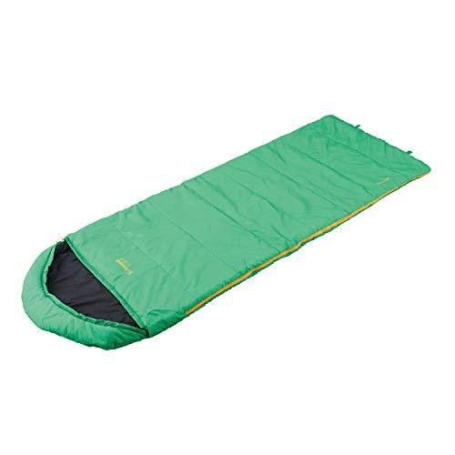 Snugpak Basecamp Nautilus SQ Sleeping Bag, Emerald Green