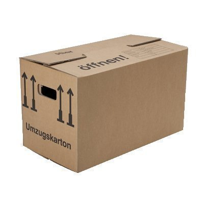 BB-Verpackungen, Cajas de mudanza, onda para artículos livianos, embalaje de cajas de cartón móvil, 25 piezas, Básico: Amazon.es: Bricolaje y herramientas