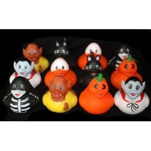 2 In HALLOWEEN DUCKY MIX II - DZ