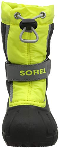 Pictures of SOREL Girls' Children's Flurry Snow Boot 1638082089 5