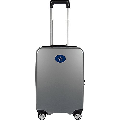 NFL Dallas Cowboys Premium Hardcase Carry-on Luggage Spinner by Denco