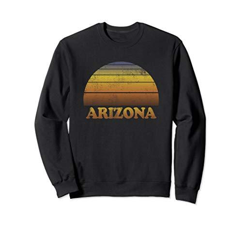 Arizona Sweatshirt Clothes Adult Teen Kids Phoenix Sedona