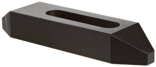 TE-CO Plain Clamp, Black Oxide Finish 4'' Long x 5/16'' And 3/8'' Stud Size by TE-CO
