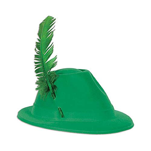 Velour Alpine Hat (with Sticky Notes) ()