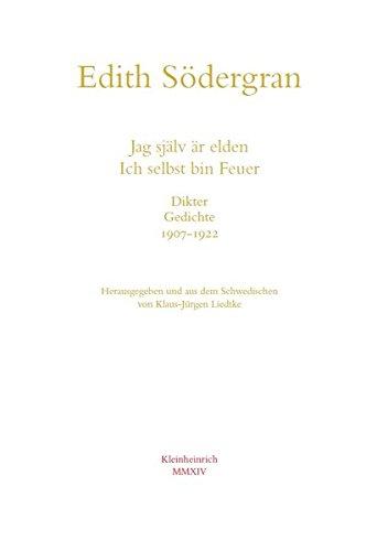 Finnlandschwedische Literatur Der Avantgarde 5 Bände In