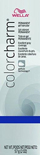 Gel Permanent Tube Hair Color 740.5/8A Light Ash Blonde