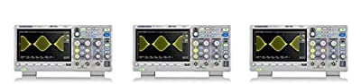 Siglent Technologies c 200 mhz Digital Oscilloscope 2 Channels, Grey