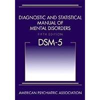 Diagnostic and Statistical Manual Mental Disorders
