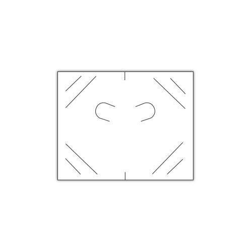 Garvey 2016-85350-CS, GS2016 General Purpose White Label (2 Cases of 224000 Labels)
