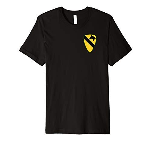 1st Cavalry Division Shirt - 1st CAV Shirt - 1.0x