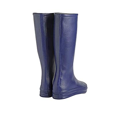 LE CHAMEAU 1927 Women's Jersey Lined Cabourg Rain Boot | Rain Footwear