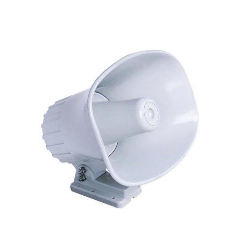 Standard Horizon 240SW 5 x 7 Rectangular Sound PA Hailer Horn White