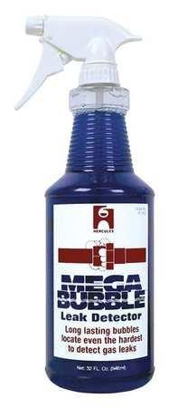 Oatey 45802 Hercules Megabubble Leak Detector, 32-Ounce (Ac Gas Leak Detector)