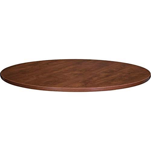 Lorell Round Tabletops, 42-Inch Diameter, Cherry