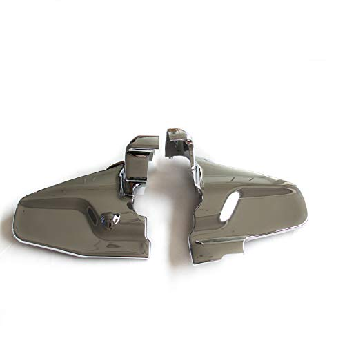 (Motorcycle Chrome Engine Lower Side Covers For Honda Goldwing GL1800)