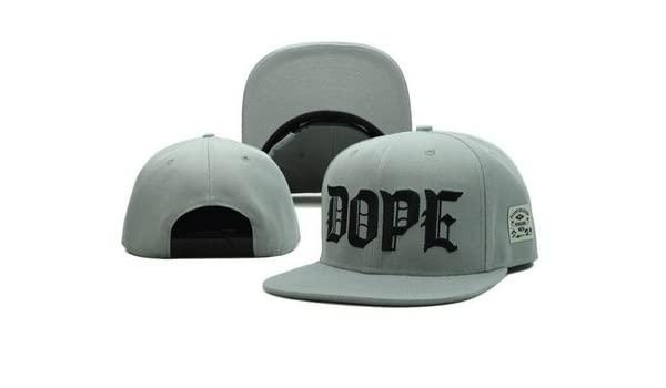 3463e2e60f4fa Dope Couture Game Time Closer Stretch Fit Cost Sheet Snapback  Amazon.ca   Sports   Outdoors