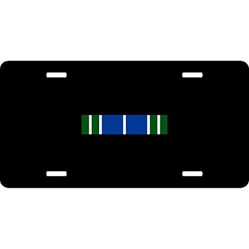 URCustomPro Army Achievement Medal Ribbon Drill Instructor USAF Combat Personalized Novelty License Plates Cover, Decorative Front Auto Car Sign Tag for US Vehicles 4 Holes (12