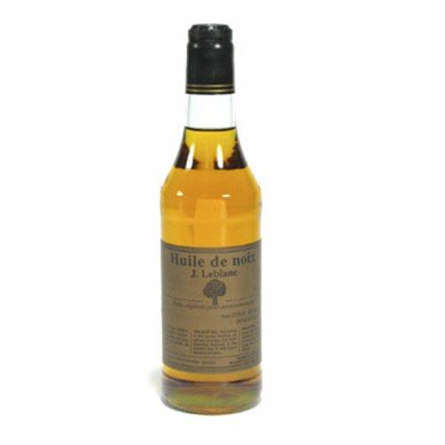 Le Blanc Walnut Oil, 16-Ounce Bottles (Pack of 2)