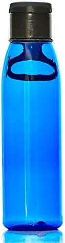 BOTELLA LUMI PARA AGUA O BEBIDAS DE 1 LT, PLASTICO LIBRE DE BPA, 100% REUSABLE PERFECTAS PARA TODO TIPO DE ACT