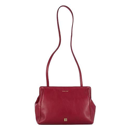 Al Hombro Dudu De 1775 Bolso Para Compact Rojo 11 Cuero 615 Mujer naZII6qxU
