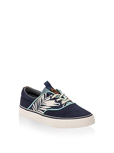 Pepe Jeans London Sneaker Für Junge und Mädchen Pepe Jeans PBS30187 Traveler 575 Naval B