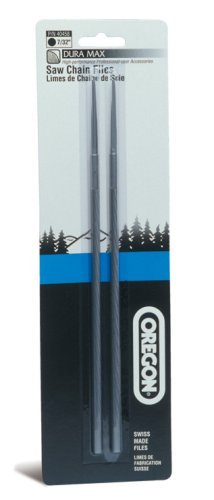 Oregon 5/32-Inch Chain Saw File - 2 Pack 40459 (Limited Edition)