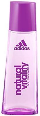 Tibio Adolescencia Literatura  Adidas Matrix Natural Vitality Eau de Toilette Fragrance Spray for Women,  50 ml- Buy Online in Belgium at desertcart.be. ProductId : 50582643.