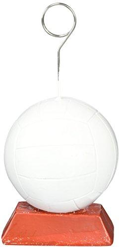 Beistle Volleyball Photo Balloon Holder