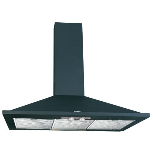 Air King ESVAL36BL Black Wall Mounted ENERGY STAR Qualified 36'' Wall Mount Range Hood with 3 Speed Motor and 300 CFM by Air King