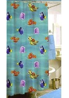 Disney Finding Nemo Shower Curtain