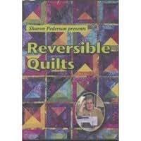 Amazon Com Reversible Quilts Dvd Sharon Pederson Movies