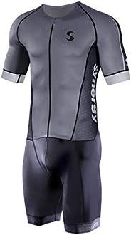 Synergy Triathlon Tri Suit - Men's Pro Short Sleeve Tri