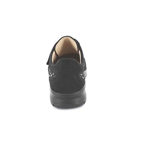 03752 Mujer Mocasines 901654 Finn Negro Para Comfort BqwxwTO