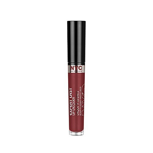 Turtle Lacquer (N.Y.C. New York Color Expert Last Lip Lacquer, Turtle Bay Toffee, 0.15 Fluid Ounce by N.Y.C.)