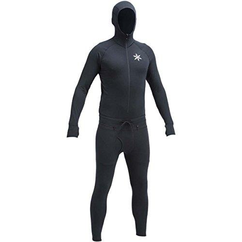 Airblaster Mens Classic Ninja Suit (Black /