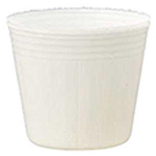 【20000個】 9.0cm 乳白 TOカラーポット ポリポット 東海化成 タ種 代不 B06Y5BWNMV