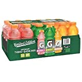 Gatorade Variety Pack, Limited Edition, 20 Oz Bottle (Pack of 12)