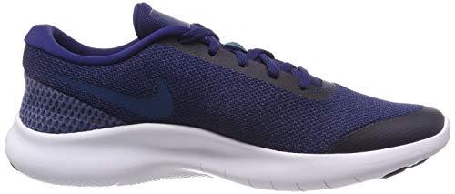 Leeg Experience Heren Nike Rn 7 Flex wit diffuus Multicolour Blauw Loopschoenen blauw Force 404 blauw wE8x8qr