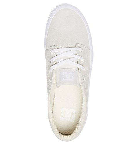 Blanc Shoes Platform Baskets Trase Femme Dc Le Pour Adjs300218 White Off CBaqnw