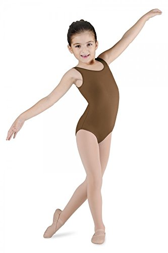 c304334682cd Amazon.com : Bloch Dance Girls Dynamic Microlux Tank Leotard ...