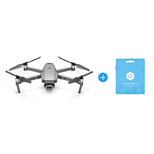 DJI Mavic 2 Pro Drone Quadcopter with DJI Care Refresh Combo Bundle