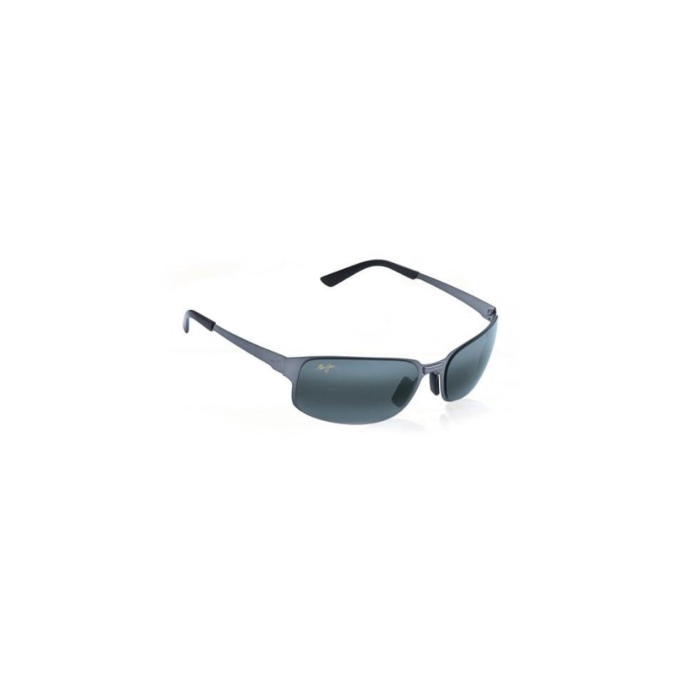 Maui Jim MJ 505 02 TOPSAIL sunglasses Gunmetal w/ Neutral Grey Lens