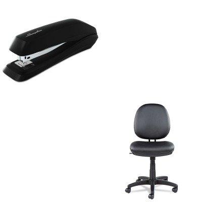 KITALEIN4819SWI54501 - Value Kit - Best Interval Swivel/Tilt Task Chair (ALEIN4819) and Swingline Standard Strip Desk Stapler (SWI54501) by Best