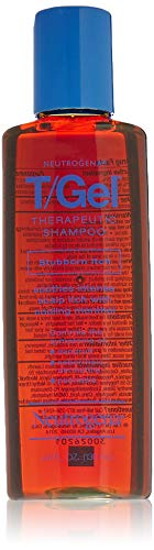 Neutrogena T-Gel Shampoo, 4.4 Fl Oz,Pack of -
