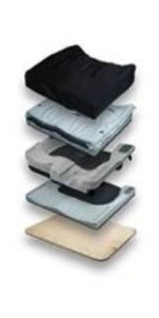 Alimed Seat Cushion Cushion 18 X 22 Inch