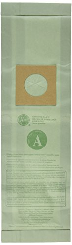 Hoover Paper Bag, Type A Upright Top Fill (Pack of 3)