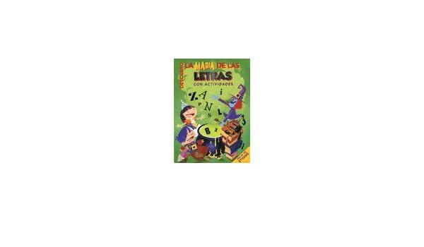 DESCUBRO LA MAGIA DE LAS LETRAS (Spanish Edition): NENINA ...