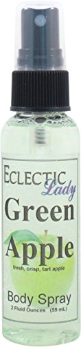 Green Apple Body Spray, 2 ounces - Green Apple Perfume