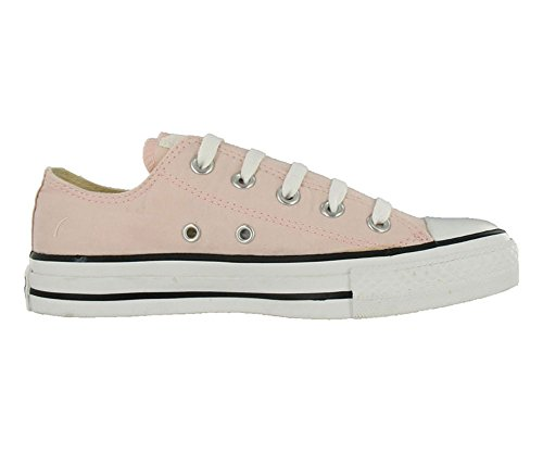 Converse Unisex All Star Chuck Taylor Ox Unisex Shoes Size US 6, Black/Pink/White